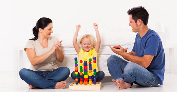 How To Build Self-Esteem In Your Children