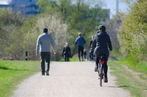 The Use Of Moderate Exercise