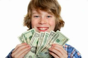 Dealing With Teens Around Money